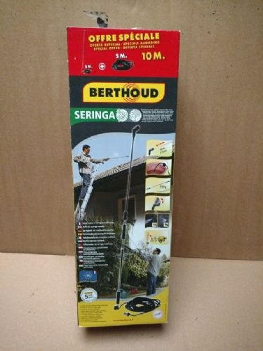 Berthoud Seringa 10m Double action syringe sprayer
